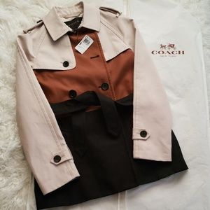 Jackets & Blazers - New With Tags Coach Trench Coat